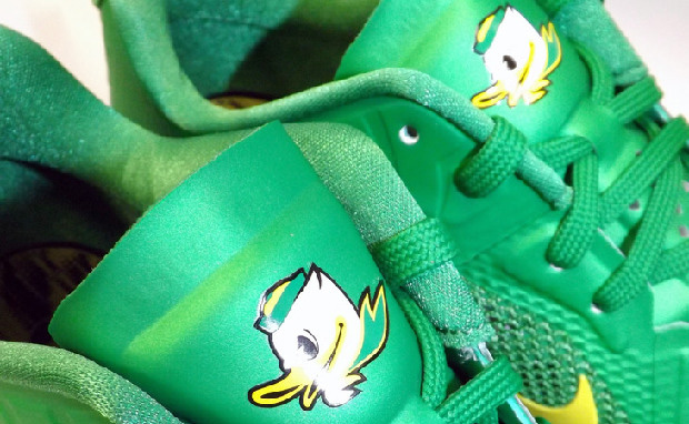 Nike - Lunar Hypergamer Low 'Oregon Fighting Ducks'