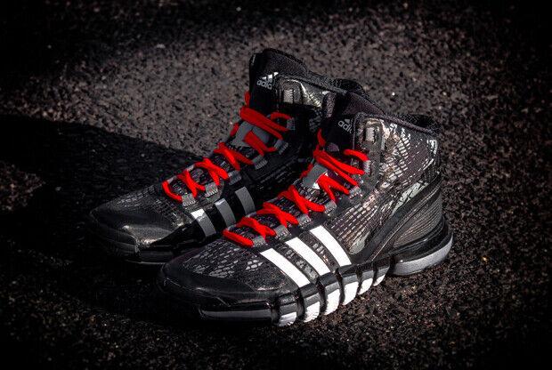 Adidas - Crazyquick 'Black/White'