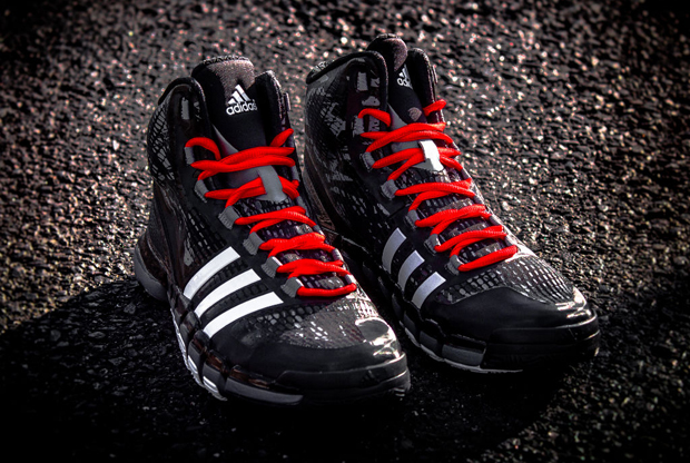 Adidas - Crazyquick 'Black/White'