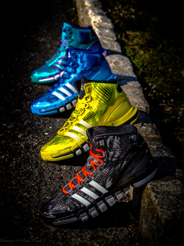 Adidas - Crazyquick 'Colours'