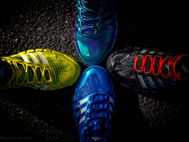 Adidas - Crazyquick 'Colours'