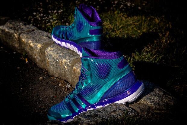 Adidas - Crazyquick 'Purple Teal'