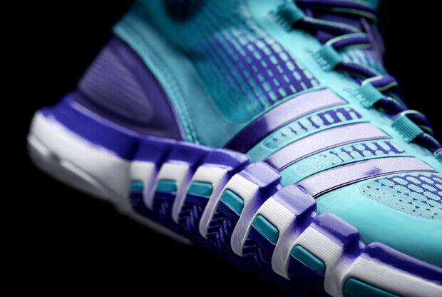 Adidas - Crazyquick 'Teal/Purple'