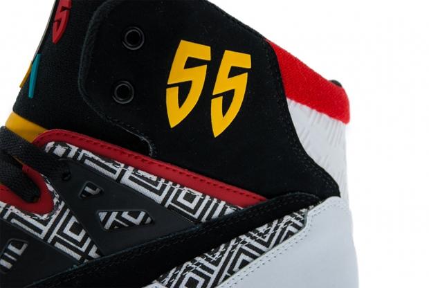 Adidas - Mutombo 'Running - White/Black'