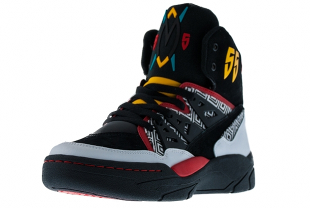 Adidas - Mutombo 'Running - White/Black'