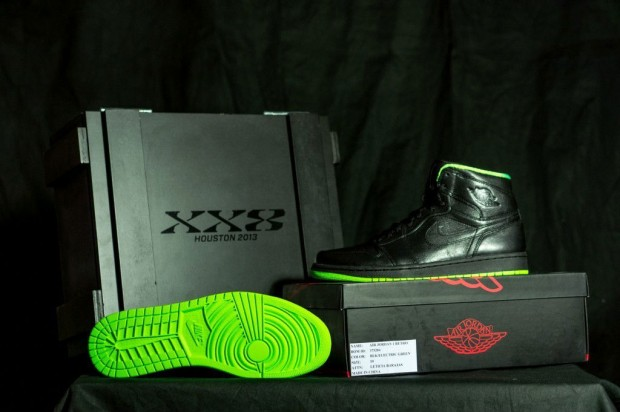 Jordan - 1 'XX8 Days of Flight'