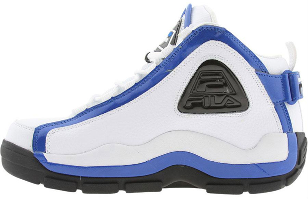 FILA - '96 Grant Hill 'White/Blue-Black'