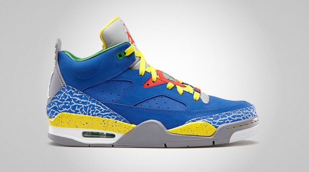 Jordan - Son Of Mars Low 'Do The right Thing'