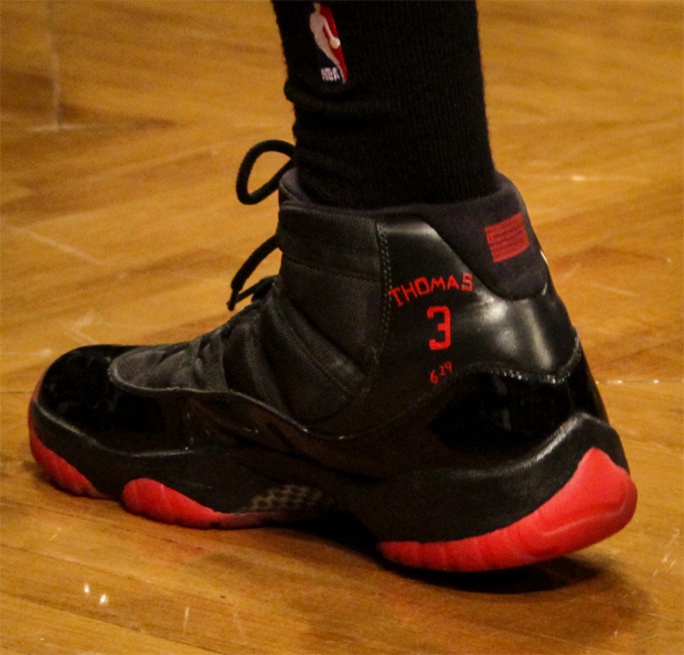 Air Jordan - XI 'Malcolm Thomas'