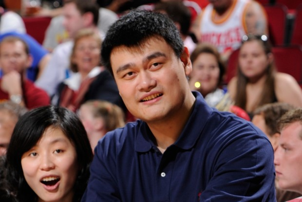 Yao Ming./ Getty Images