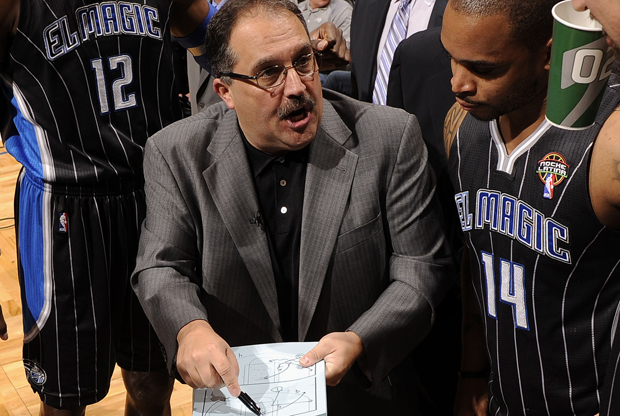 Stan Van Gundy./ Getty Images