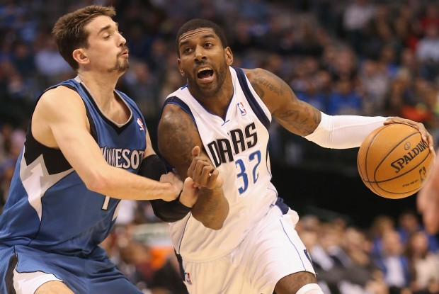O.J. Mayo./ Getty Images