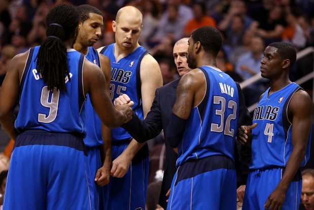 Dallas Mavericks./ Getty Images