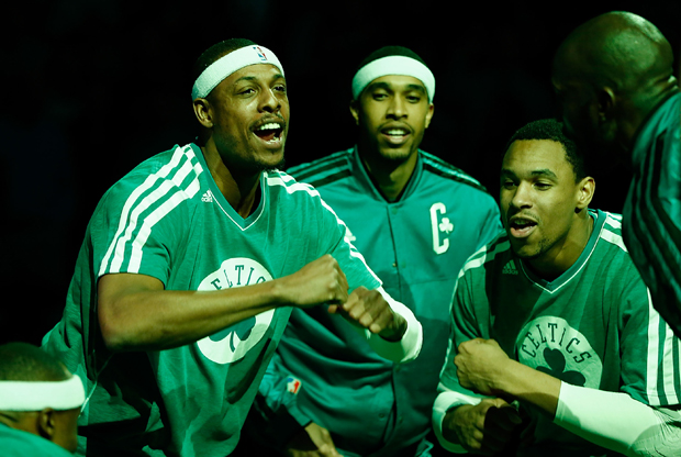 Paul Pierce./ Geyy Images