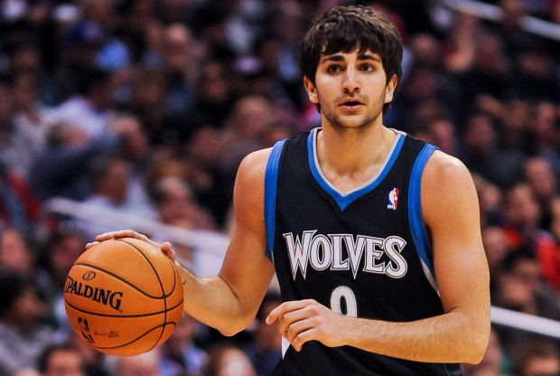 Ricky Rubio./ Getty Images
