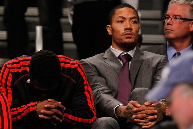 Derrick Rose./ Getty Images