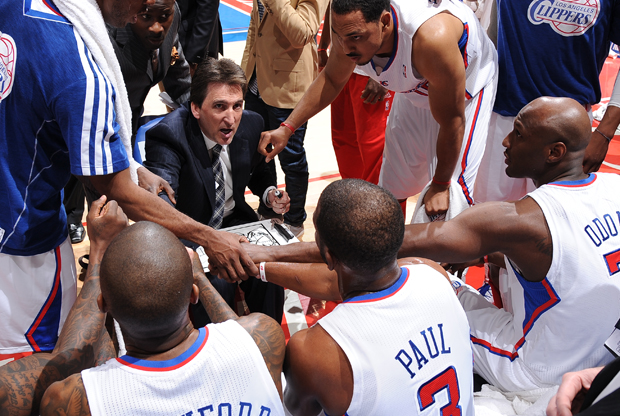Vinny Del Negro./ Getty Images