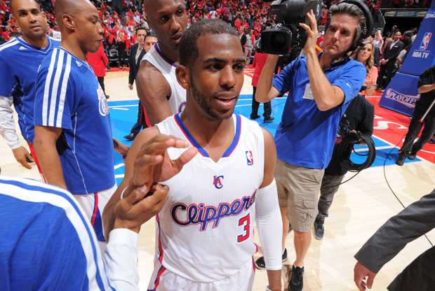 Chris Paul./ Getty Images