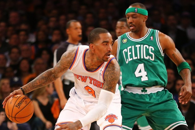 J.R. Smith y Jason Terry./ Getty Images