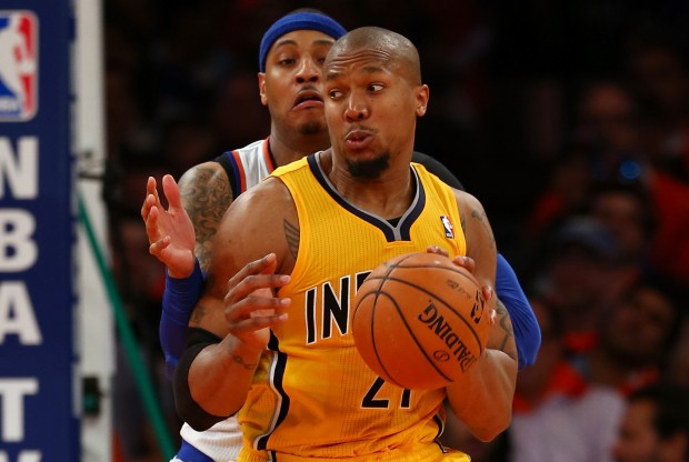 David West./ Getty Images