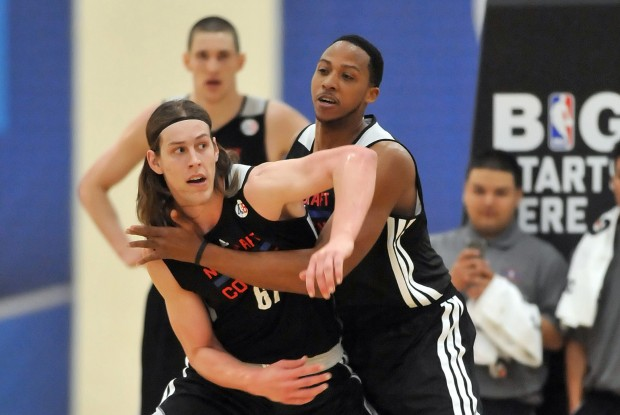 NBA Draft Combine 2013./ Getty Images