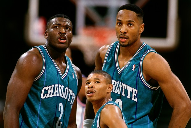 Charlotte Hornets./ Getty Images