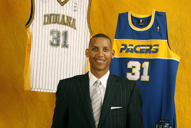 Reggie Miller./ Getty Images
