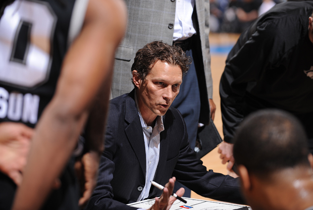 Quin Snyder./ Getty Images