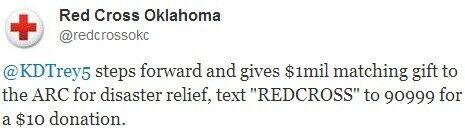 Cruz Roja - Kevin Durant