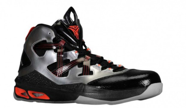Jordan - Melo M9 'Metallic Silver/Black/Orange'