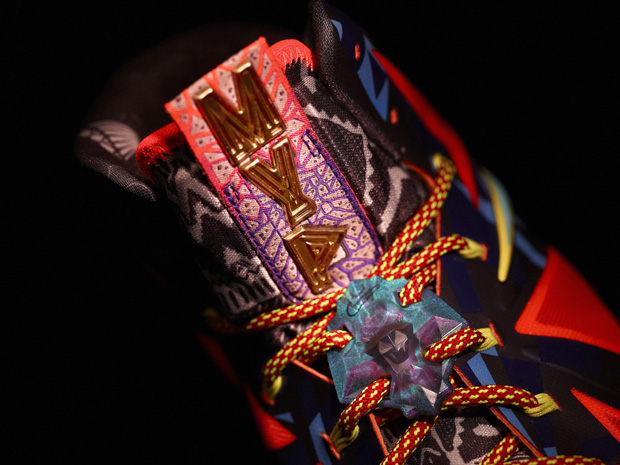Nike - LeBron X 'MVP'./ Getty Images