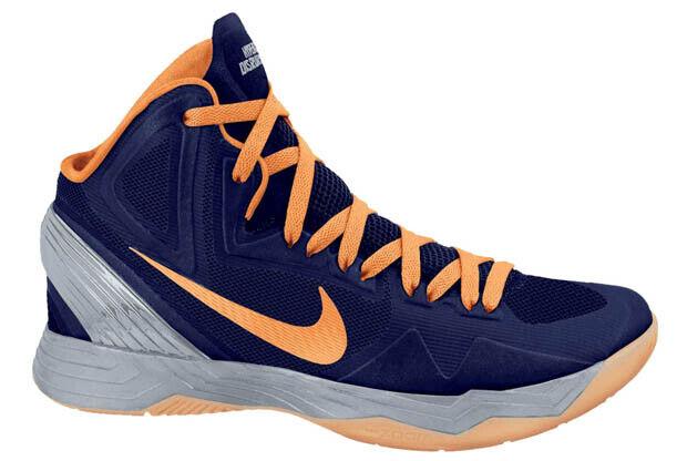 Nike – Zoom Hyperdisruptor 'Blackened Blue/Bright Citrus'