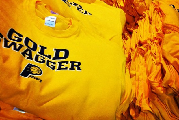 Gold Swagger