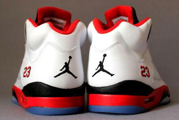 Air Jordan - V 'Fire Red'