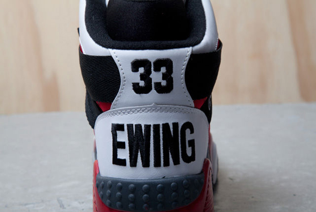 Patrick Ewing Athletics – Focus 'White/Red-Black'