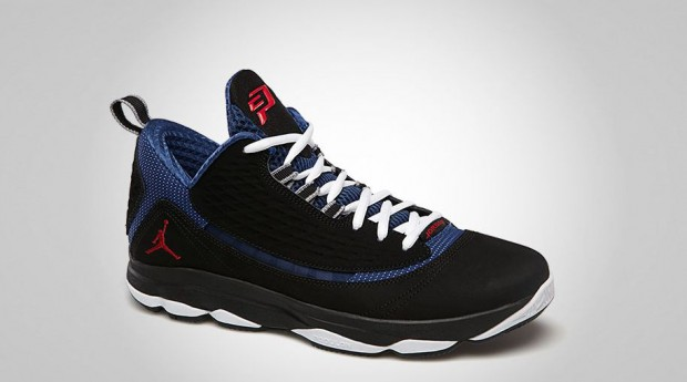 Jordan - CP3 VI AE 'Black/True Red/True Blue/Cement Grey'