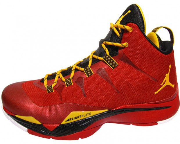 Jordan - Super Fly 2 'Red/Black/Yellow'