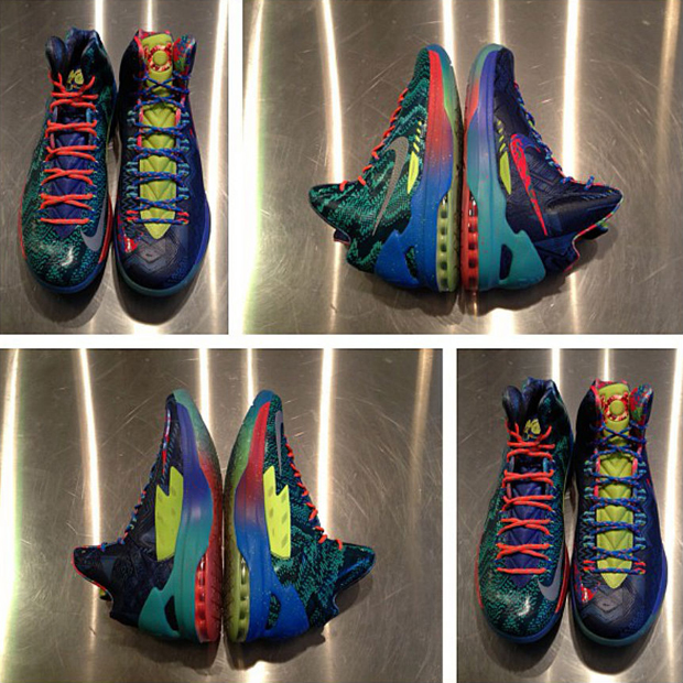 Nike – KD V 'What The Kevin Durant'