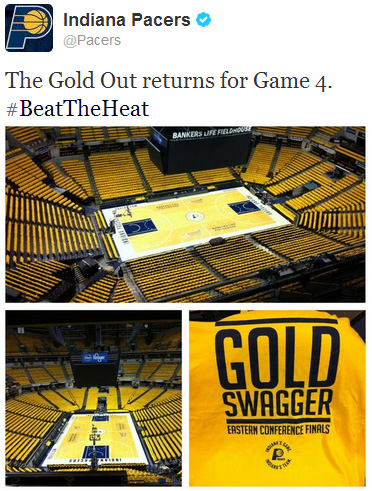 Indiana Pacers - Twitter