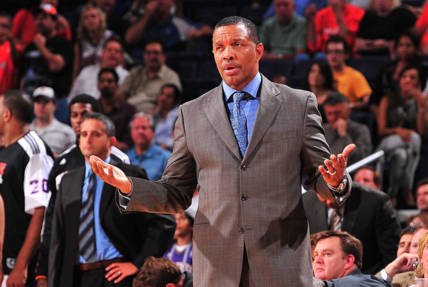Alvin Gentry./ Getty Images
