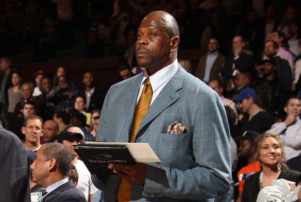 Patrick Ewing./ Getty Images
