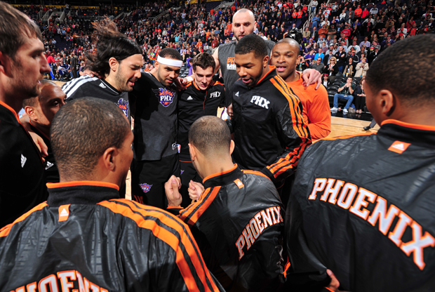 Phoenix Suns./ Getty Images