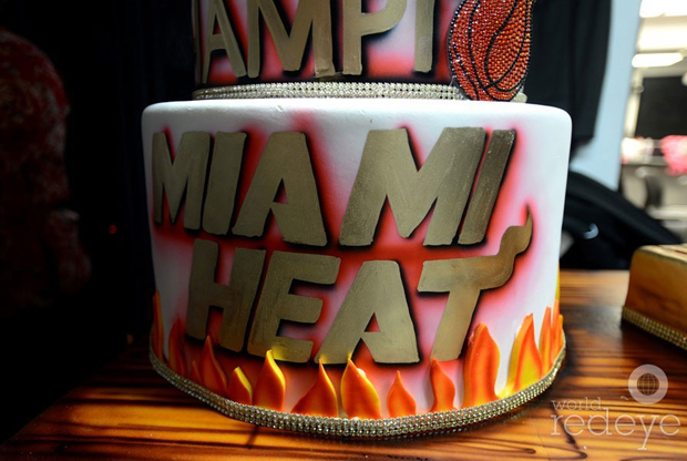 Miami Heat./ World Eye