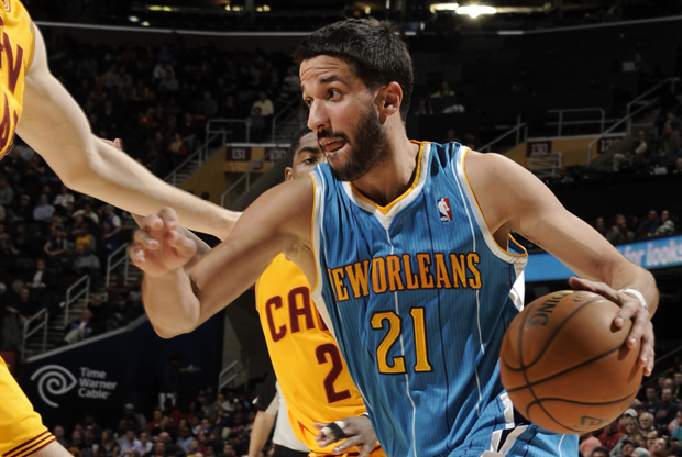 Greivis Vásquez./ Getty Images
