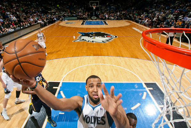 Derrick Williams./ Getty Images