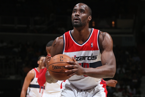 Emeka Okafor./ Getty Images