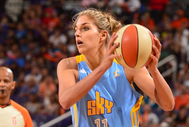 Elena Delle Donne./ Getty Images