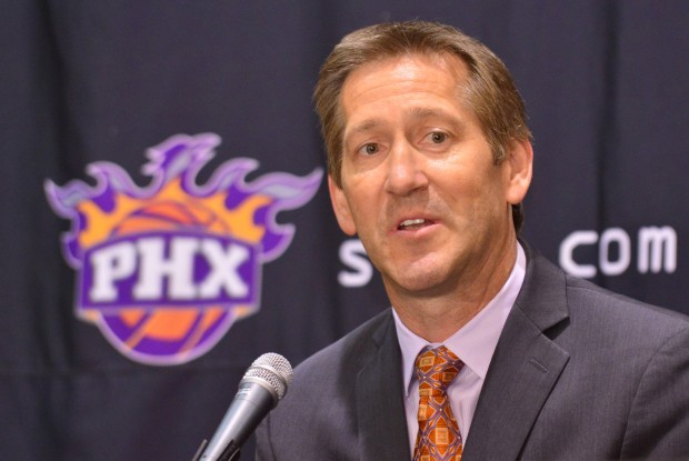 Jeff Hornacek./ Getty Images