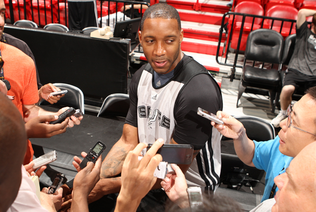 Tracy McGrady./ Getty Images
