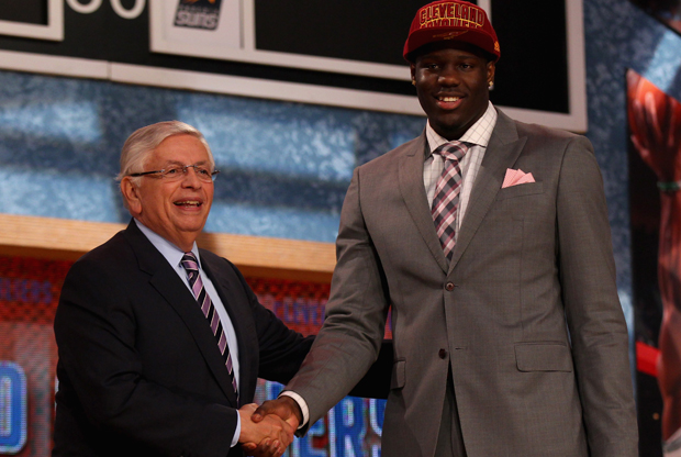 Anthony Bennett./ Getty Images